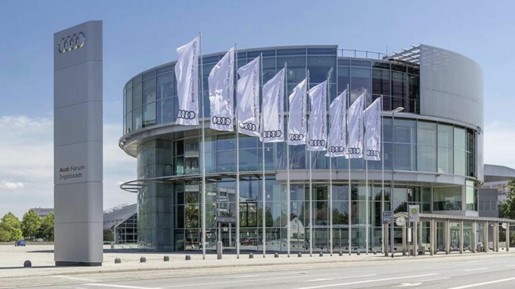 SKANDALISERT: Audi har vedtatt en milliardbot etter at tyske myndigheter har gjort nye granskinger i dieselskandalen.