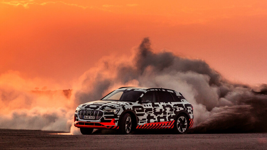 TYSK SUV: Audi e-tron