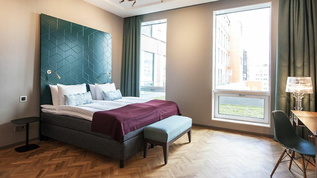 SOV GODT: Til en god pris. Motel L er ett av flere hoteller i Stockholm som tilbyr overnatting til under 1000-lappen.