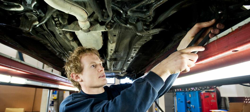 Her er bilmerkene som må repareres oftest