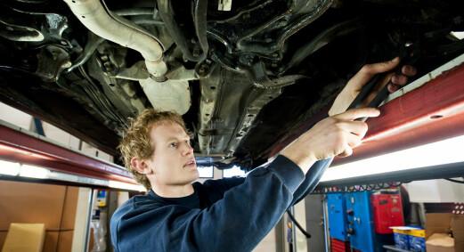 Dette er bilmerkene som må repareres oftest