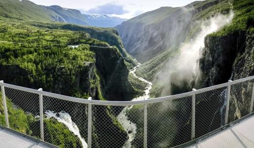 Dette er Norges best besøkte naturattraksjon