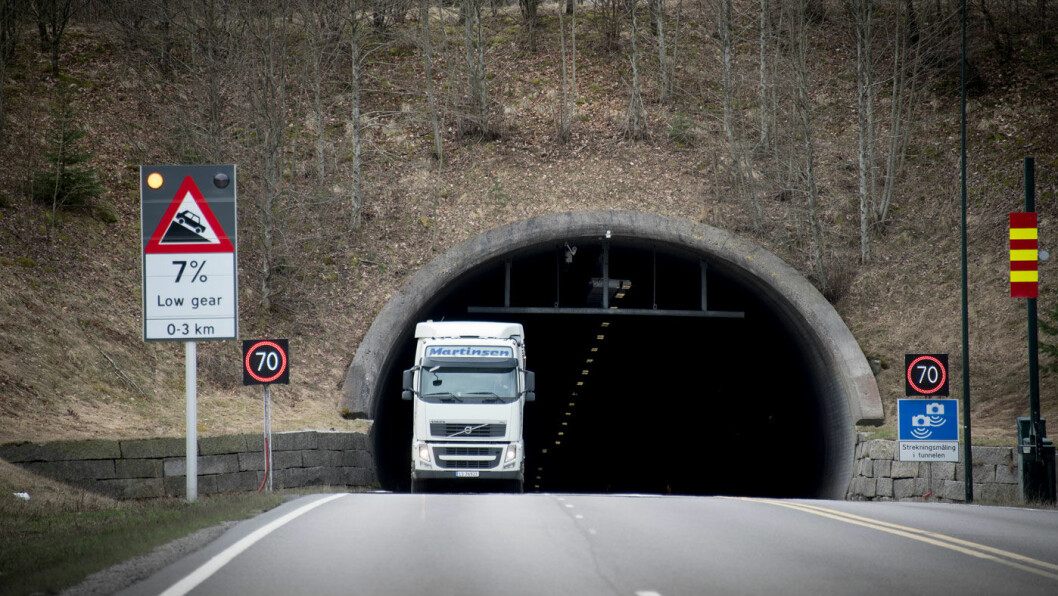 AVSLØRER MANGLER: – Det er flere alvorlige mangler ved sikkerheten i Oslofjordtunnelen, mener Statens Havarikommisjon etter ny undersøkelse. Foto: Jon Terje Hellgren Hansen