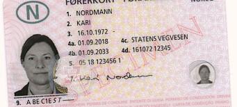 Uklart når kravet om helseattest for førerkort fjernes