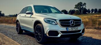 Starter salget av ny hydrogen-Mercedes