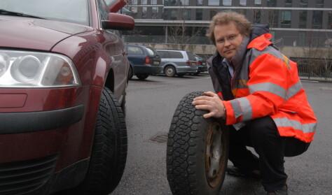 Piggdekk-gebyr i Trondheim og Stavanger neste vinter