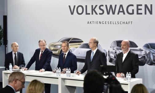 Skal investere 425 milliarder i elektriske biler