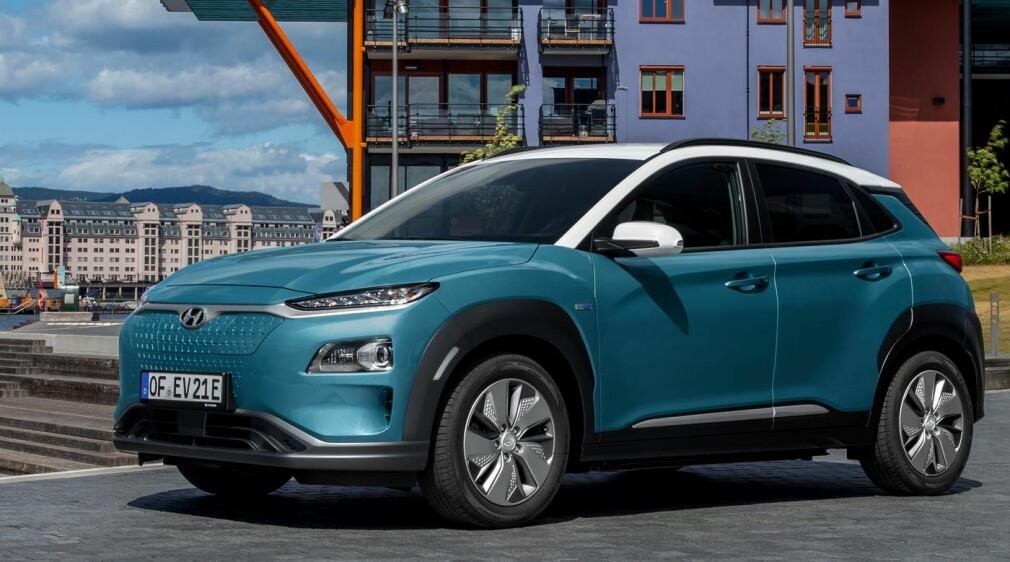 Øker prisen på Hyundai Kona