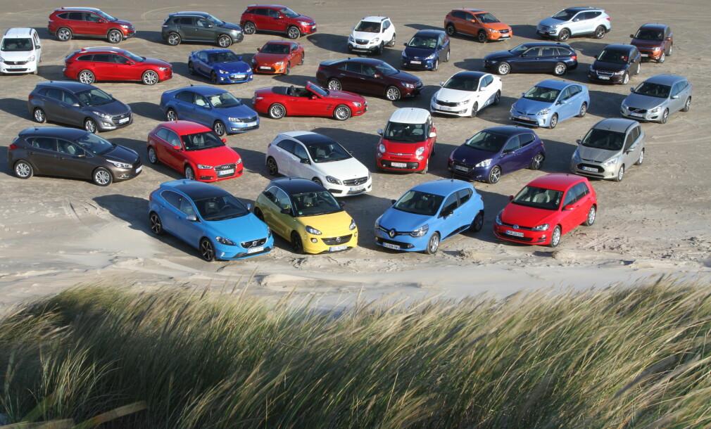 Ti spennende bruktbiler som kan bli kupp
