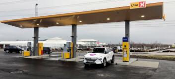 Åpner mobil hydrogen-stasjon