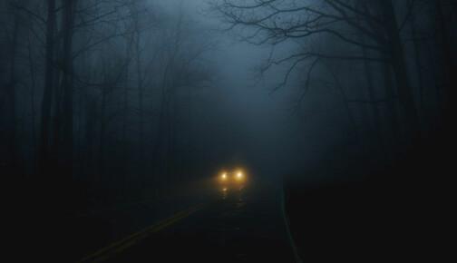 Tre av ti trafikkulykker skjer i mørket
