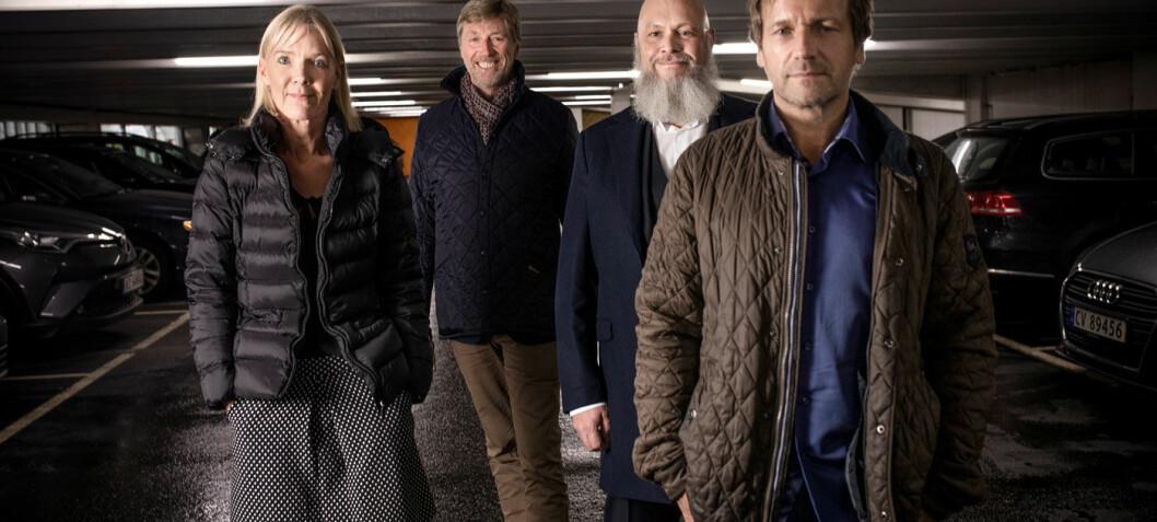«Du trenger ikke velge bil for å kjøre fra Oslo til Nordkapp»