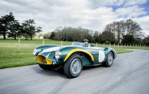 Lyst på en gammel Aston Martin til 80 millioner?