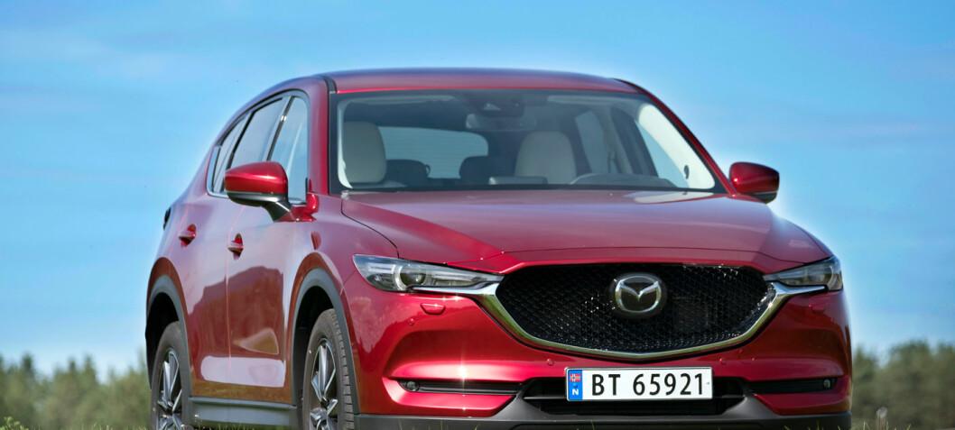 Ansiktsløft for bilen som reddet Mazda