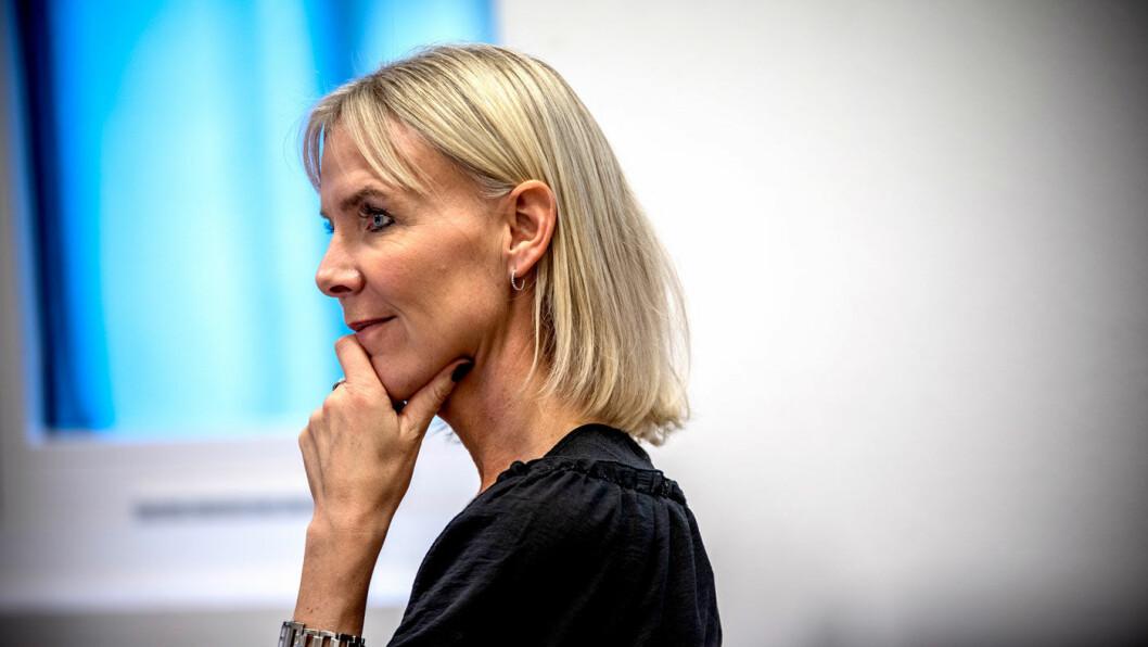 SIKRER NATTESØVNEN: – For mange kan leasing gi en viktig økonomisk trygghet og forutsigbarhet, sier Ulrica Risberg.