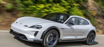 Over 2500 nordmenn i kø for helelektrisk Porsche