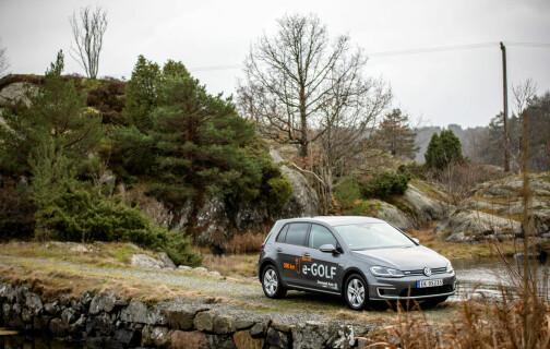 Forlenger produksjonen av e-Golf