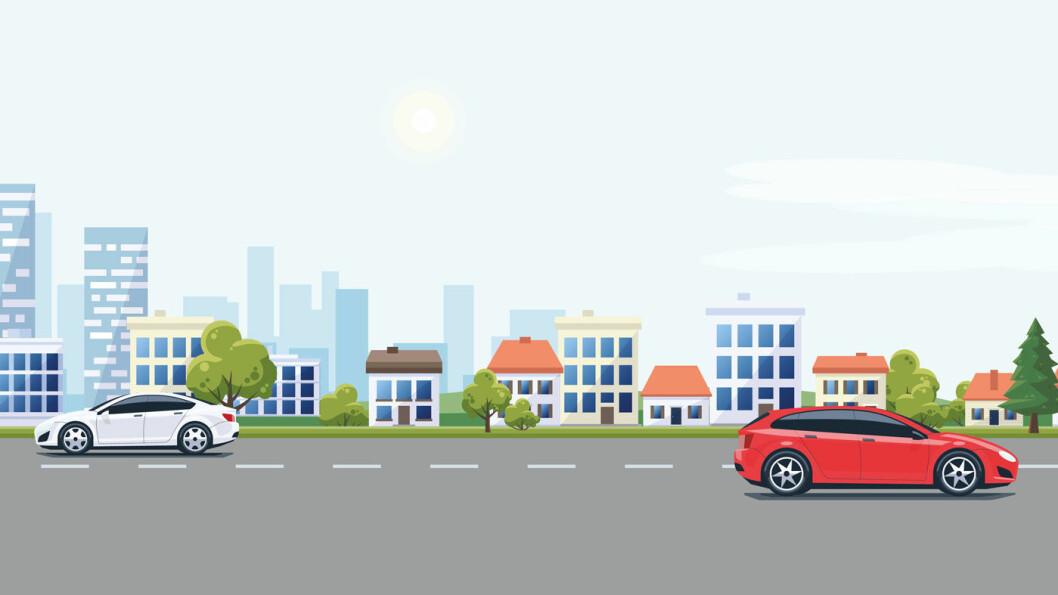 MER ENN TUREN: For de fleste av oss har bilen i oppgave å frakte oss fra A til B. Mange av oss tenker sjelden på at bilen også medfører en rekke kostnader i tillegg til innkjøpsprisen.