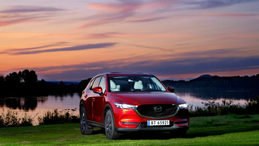 LEKKER: Mazda CX-5.