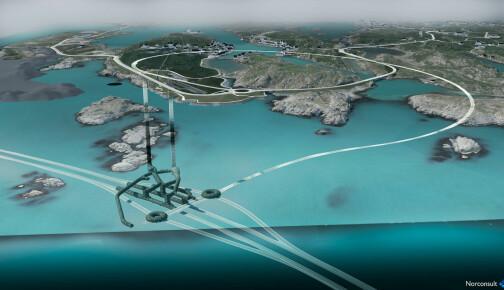 Verdens lengste og dypeste tunnel under havet