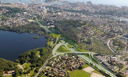 Ferjefritt mellom Ryfylke, Hundvåg og Stavanger