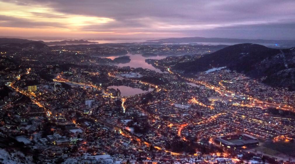 Slik blir bypakken for Bergen