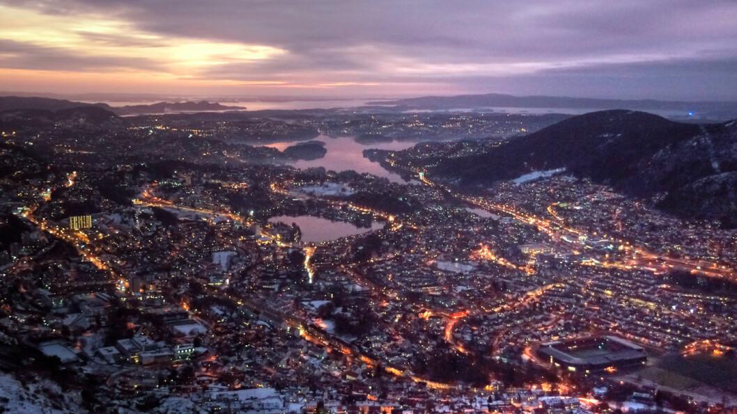 FULL PAKKE: Bypakken i Bergen har en samlet ramme på 29 milliarder kroner. Foto: Mariusz Kuzniak/Flickr