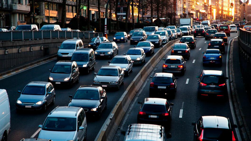ENIGE OM 2030-MÅLET: Reduksjonen på 37 prosent for nye personbiler tar utgangspunkt i 2020-nivå. Foto: Shutterstock