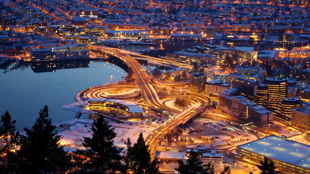 POLITISK BOM: Bergen får kanskje et nystiftet protestparti mot bompenger på vippen. Foto: Johannes Martin, Flickr