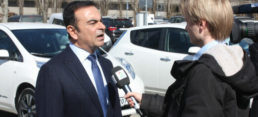 Ny arrestordre utstedt på Ghosn