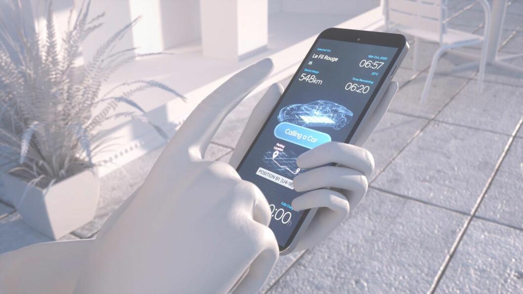 KOREANSK LØSNING: Hyundai og Kia forbereder teknologi for autonom kjøring på nivå 4 i 2025. Foto: Hyundai Motors