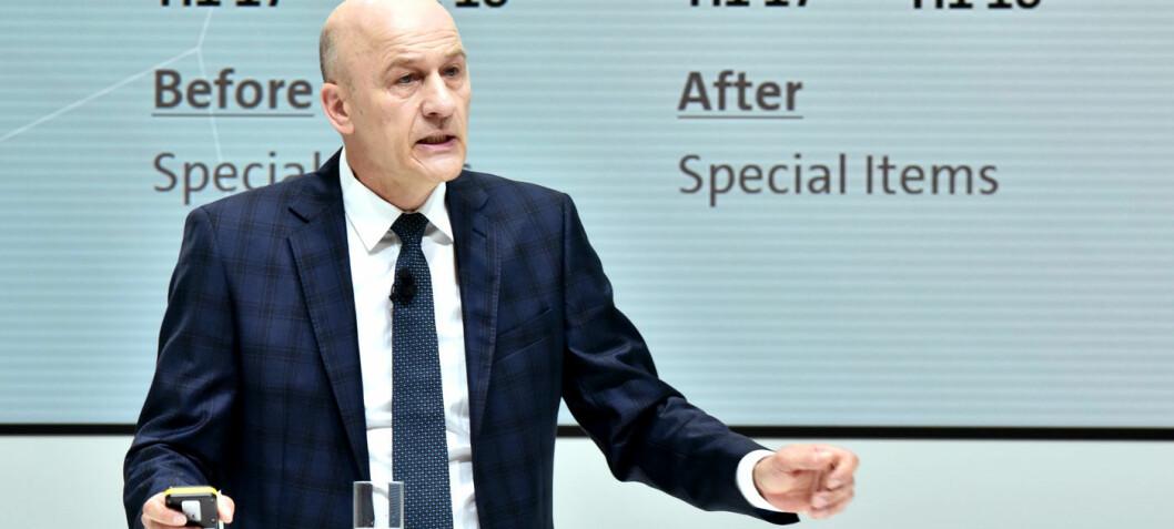Jukset kostet 55 milliarder for VW i 2018