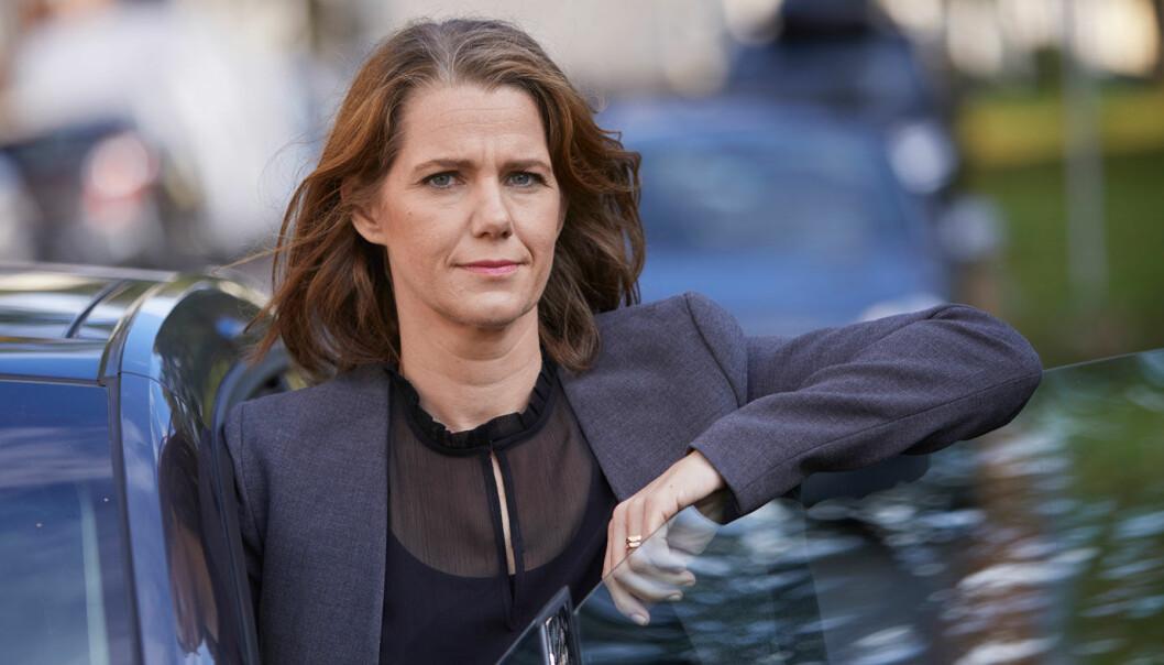 <b>ADVARER:</b> – Elbilmoms vil gi høyere priser på alle biler, sier NAFs kommunikasjonssjef Camilla Ryste.