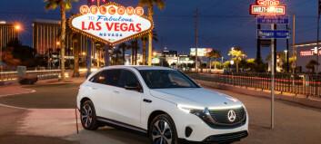 Ny elektrisk mellomklasse-SUV fra Mercedes