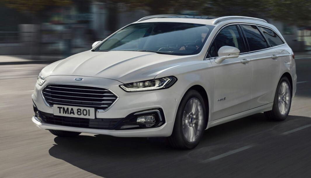 R.I.P.: Ford legger ned Mondeo – enda et offer for SUV-bølgen.