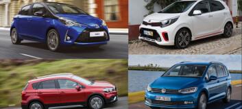 Får økte avgifter for renere biler