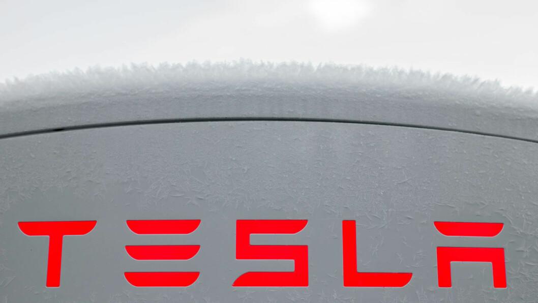 NED IGJEN: Nå blir prisene ved Teslas Superchargere redusert igjen. Foto: Tomm W. Christiansen