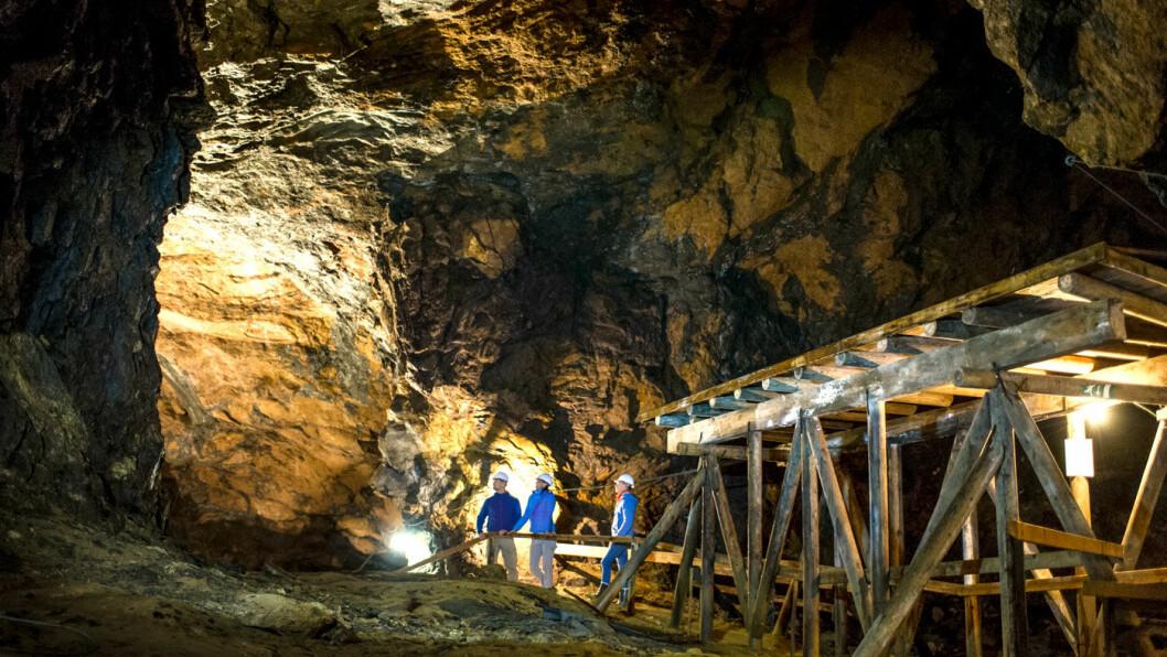 OLAVSGRUVA: Gruvedriften dannet grunnlaget for et levedyktig samfunn på Røros. Foto: CH/Visit Norway.com