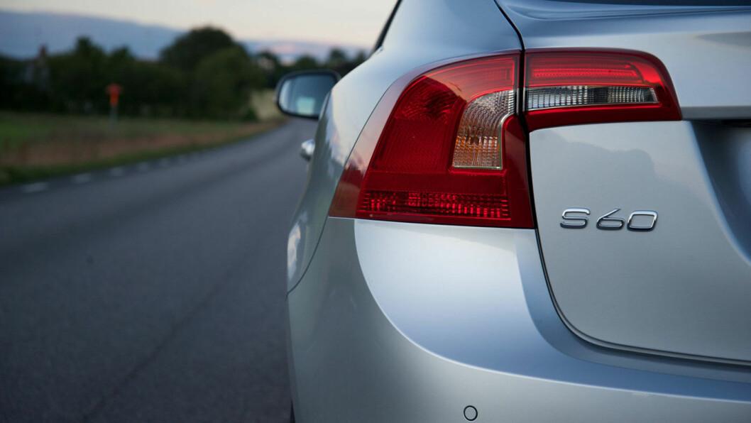 KALLES INN: Eiere av diesel-Volvo'er fra 2015 og 2016 – som denne S60-utgaven – kan få innkalling for å få skiftet bilens drivstoffslange.