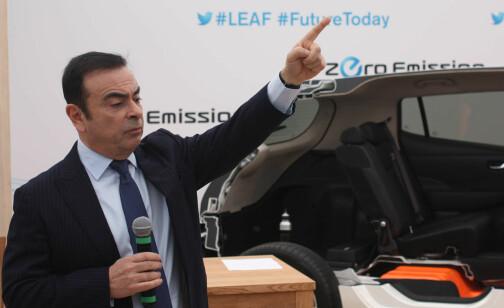 Bedrageritiltalt bilsjef har gått av som Renault-sjef