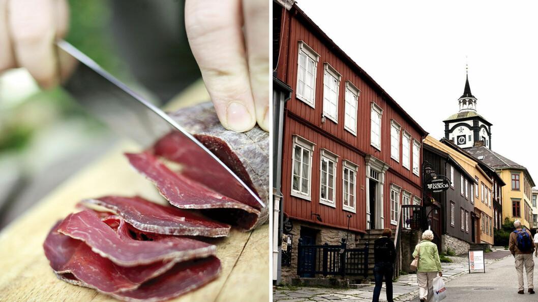 SMAKSRIKET: Røros er kjent for god mat av lokale råvarer. Foto: Destinasjon Røros, Kim Rambergh og Tom Gustavsen