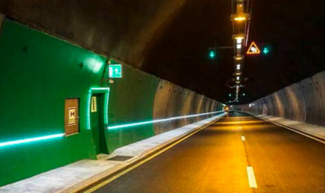Dette kan være redningen ved tunnelbrann