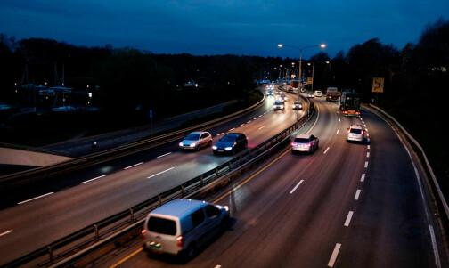 Miljøfartsgrensen i Oslo avvikles midlertidig
