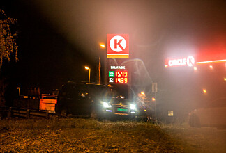 Under 13 kroner literen i Oslo