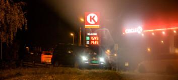 Her er drivstoffvariantene