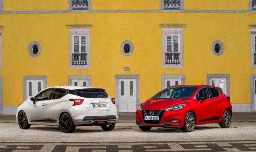 Nissan med kjappere og renere småbil