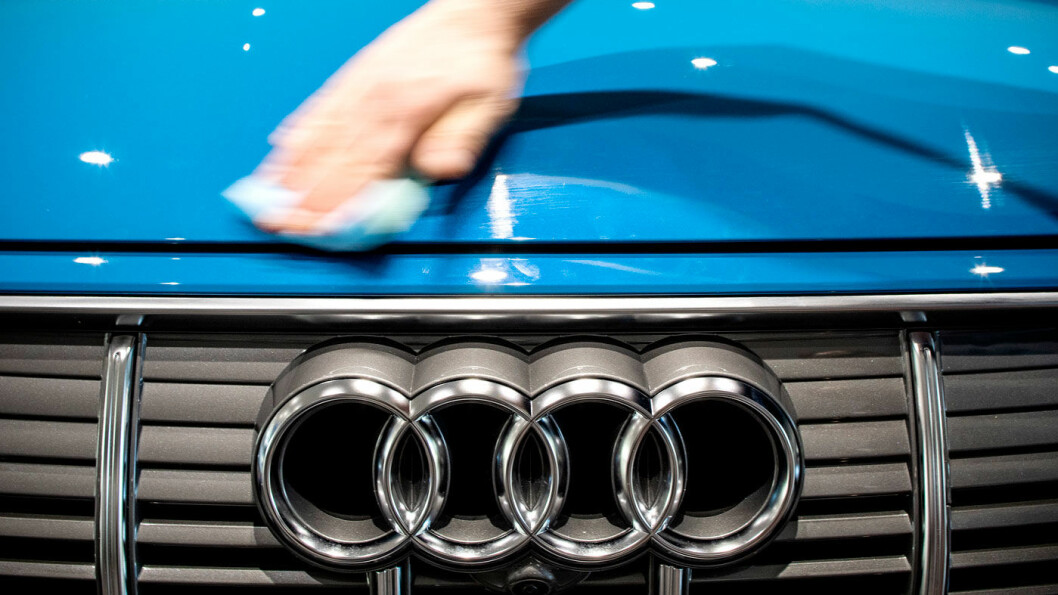 FORBEREDER: Audi bekrefter nå at konseptutgaven av en mindre, elektrisk SUV skal vises på vårens store bilutstilling. Foto: Tomm W. Christiansen