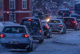 Så mye svekkes elbil-batteriet i vinterkulda