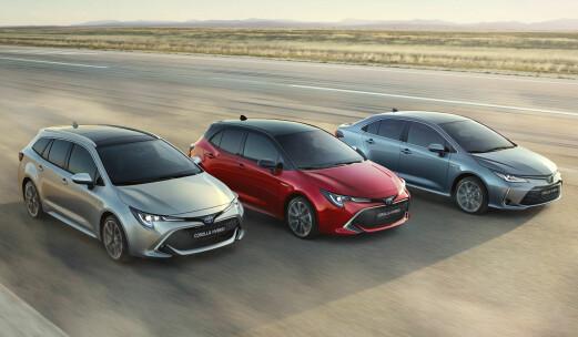 55 solgt på ett døgn av Toyotas «nye» klassiker