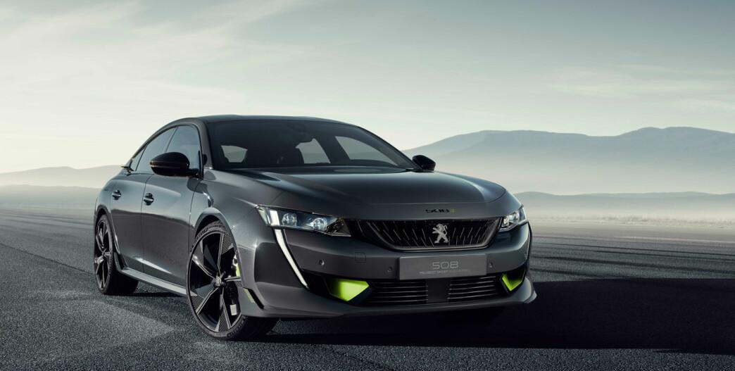 Peugeot får opp farten